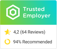 Trusted employer badge